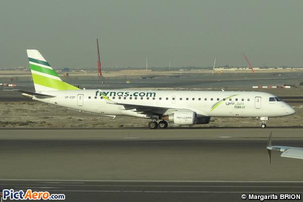 Embraer ERJ-190-100LR 190LR  (Nas Air)