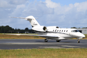Cessna 750 Citation X (D-BAVG)