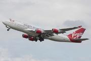 Boeing 747-4Q8 (G-VHOT)