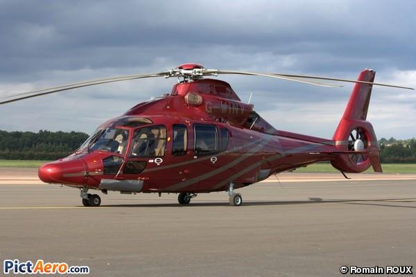 Eurocopter EC-155 B1 (Starspeed)
