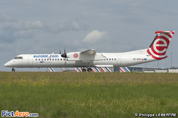 Bombardier Dash8-Q402 (Eurolot)