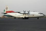 Antonov An-12TB (S9-SAJ)