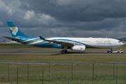 Airbus A330-343X (A40-DE)