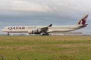 Airbus A340-642X (A7-AGD)