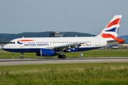 Airbus A319-131 (G-EUPS)