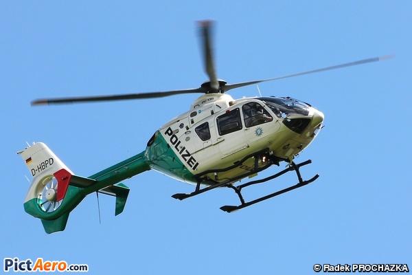 Eurocopter EC-135P-2+ (Germany - Bundespolizeï)