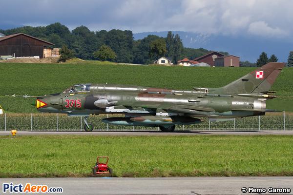 Sukhoi Su-22M-4 (Poland - Air Force)