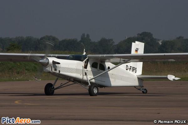 Pilatus PC-6/B2-H4 (Skydive & Air Service)