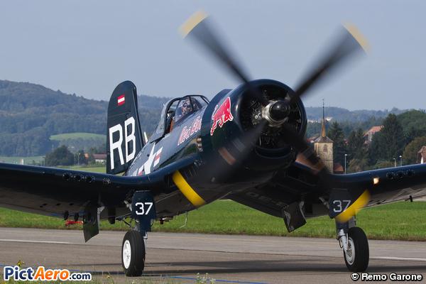 Vought F4U-4 Corsair (Flying Bulls)