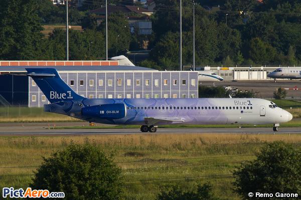 Boeing 717-23S (Blue 1)