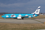 Boeing 737-858 (4X-EKO)
