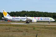 Boeing 757-330 (D-ABON)