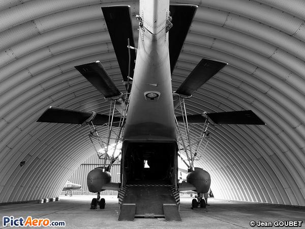 Aerospatiale SA-321G Super Frelon (France - Navy)