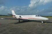 Cessna 560 Citation Ultra (PJ-TOM)