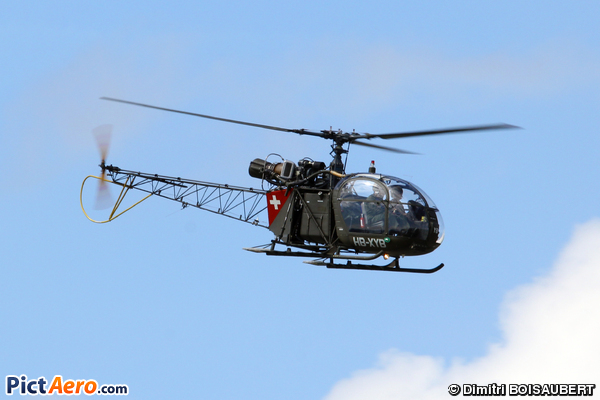 SE-313B (Alouette Swiss AG)