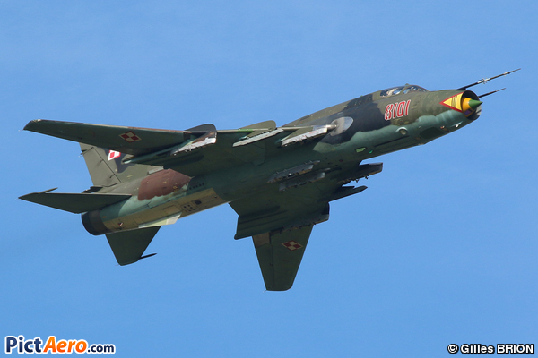 Sukhoi Su-22M4 Fitter K (Poland - Air Force)