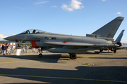 Eurofighter EF-2000 Typhoon S (7L-WM)