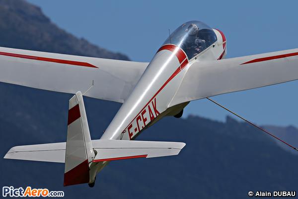 Schleicher ASK-13 (Aéroclub de Sistéron)