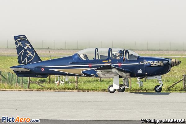 Socata TB-30 Epsilon (EPAA 315 - Cartouche Doré)