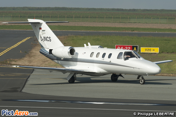 Cessna 525 CitationJet CJ1 (Jet Kontor)