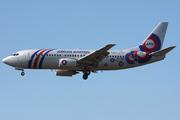 Boeing 737-322 (JY-JAD)