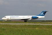 Fokker F28-0100 (4O-AOP)