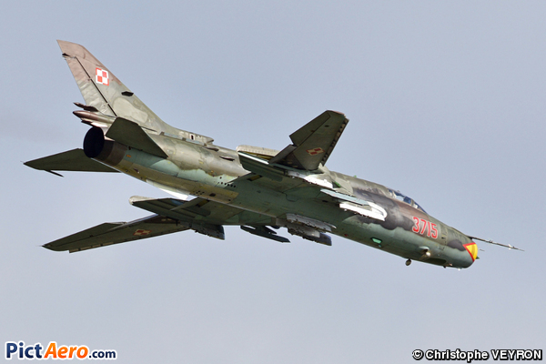 Sukhoi Su-22M-4 (Poland - Air Force)