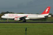 Airbus A320-214 (A6-ANK)