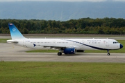 Airbus A321-231 (EP-AGB)