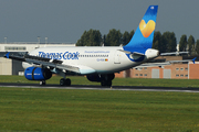 Airbus A319-132 (OO-TCS)