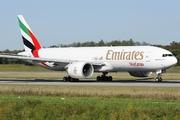 Boeing 777-F1H (A6-EFG)