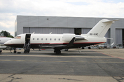 Canadair CL-600-2B16 Challenger 604 (OO-KRC)