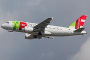 Airbus A319-111 (CS-TTB)