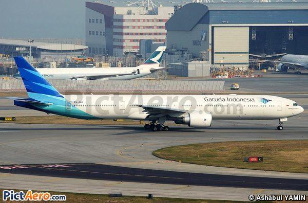 Boeing 777-3U3/ER (Garuda Indonesia)