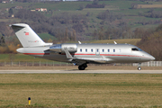 Canadair CL-600-2B16 Challenger 605 (OE-IND)