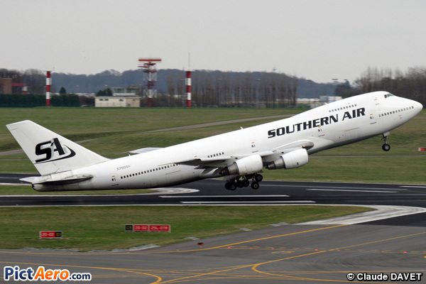Boeing 747-230B(SF) (Southern Air Transport)