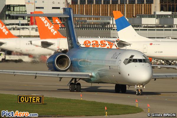 Boeing 717-2CM (Blue 1)