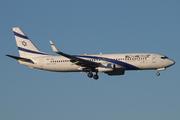 Boeing 737-8HX (4X-EKS)