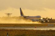 Boeing 747-4R7F/SCD (LX-UCV)