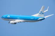 Boeing 737-8BK (PH-BXU)