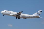 Boeing 747-412 (4X-ELH)