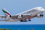Airbus A380-861 (A6-EDX)