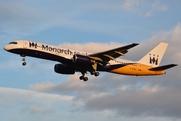 Boeing 757-2T7 (G-MONK)