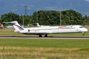 McDonnell Douglas MD-83 (DC-9-83) (EC-KCX)
