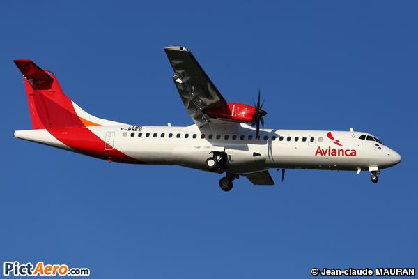 ATR 72-500 (ATR-72-212A) (Avianca)