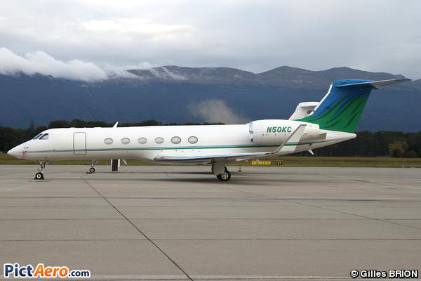 Gulfsream Aerospace G-V / C-37A Gulfstream (KEY AIR)
