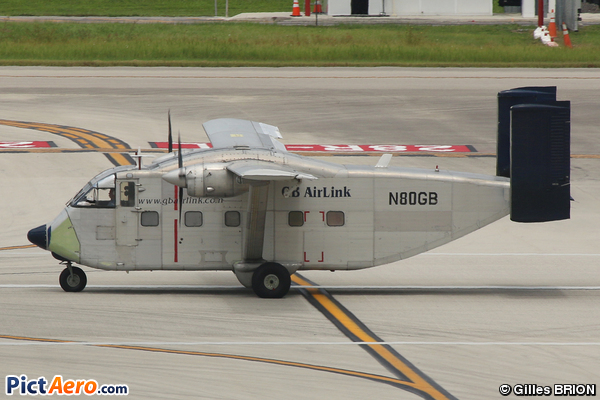 SHORT SC7-3M-400 SKYVAN (GB AIRLINK INC.)