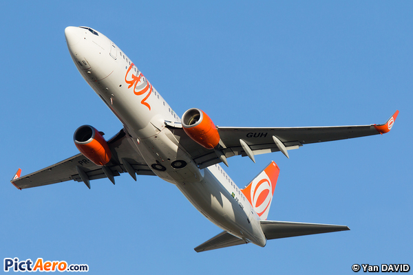 Boeing 737-8EH (GOL Transportes Aéreos)