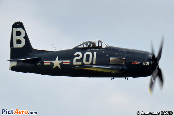 Grumman F8F-2P Bearcat (The Fighter Collection)