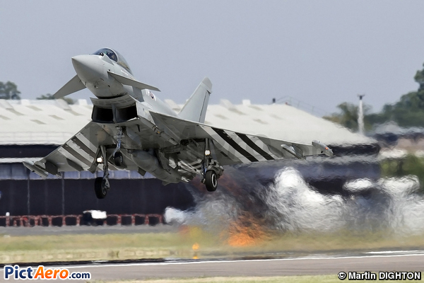 Eurofighter EF-2000 Typhoon FGR4 (Royal Air Force)